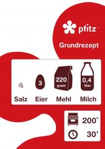 Pfitzauf Rezept Grundrezept